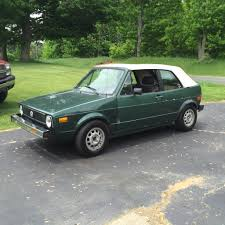 old volkswagen rabbit convertible for sale vwvortex com first mk1 1980 vw rabbit convertible
