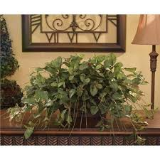 Artificial Plants Home Decor Beautiful Artificial Plant Decoration Home For Hall Kitchen