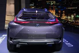 lexus ux suv concept paris ux concept surprenant en direct du mondial de paris 2016