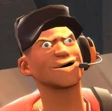 Know Your Meme Derp - scout face know your meme