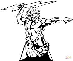imagenes de zeus para dibujar faciles dibujos de grecia para colorear páginas para imprimir y colorear
