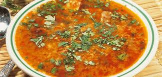 cuisine alg駻ienne traditionnelle recette chorba frik soupe algérienne recette ramadan
