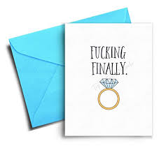 gift card bridal shower engagement card wedding congratulations card