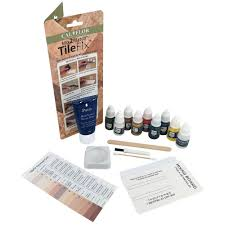 Homax Tub And Tile Refinishing Kit Canada by Calflor Tilefix Tile And Stone Repair Kit Fl49113cf The Home Depot