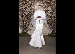 oscar de la renta brautkleid fur wedding attire by oscar de la renta wolverine furs