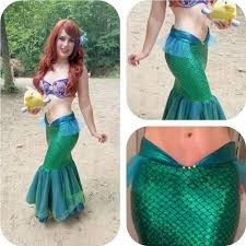 Mermaid Halloween Costume Adults 25 Mermaid Costume Ideas