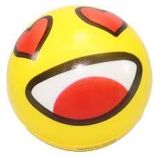 island emoji amazon com fun emoji face squeeze balls 12 3 u0027 u0027 stress relax