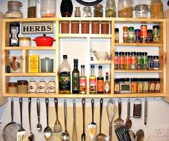 kitchen spice rack ideas kitchen spice shelves spice rack ideas for both roomy and cred