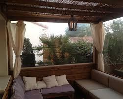 Veranda Pour Terrasse Chambre Photo Fermer Une Terrasse Couverte Couverte Veranda