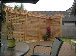 Privacy Screens For Patio by Wonderful Backyard Deck Ideas Privacy Fence Eas Best Outdoor