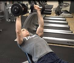 Incline Dumbell Bench Press How To Incline Dumbbell Bench Press Ignore Limits