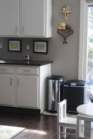 kitchen painted gray with white cabinets 3 top secret tricks for cleaning with vinegar