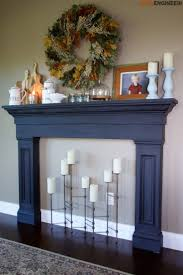 home decor fireplace simple faux fireplace mantels home decor color trends fresh with