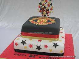 the 25 best manchester united cake ideas on pinterest
