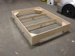 bootleg cnc flatpack bed furniture pinterest cnc bed frames