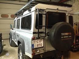 land rover defender lifted land rover defender 110 td5 equipments titre du blog