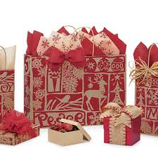 country christmas wrapping paper sustainable gift packaging archives green packaging