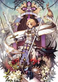 Joan Of Arc Flag Jeanne D U0027arc Mobile Wallpaper 840433 Zerochan Anime Image Board