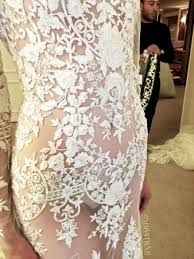 wedding dress new york zuhair murad fall 2016 bridal collection bts at our new york