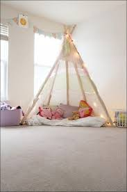 Diy Canopy Bed With Lights Best 25 Homemade Canopy Ideas On Pinterest Bed Canopy Lights