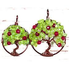 apple tree of appreciation gift apple jewelry