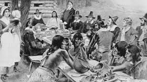 the pilgrims thanksgiving what did the indians teach the pilgrims to plant reference com