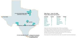 utsw cus map of scientists leading research in zika virus and