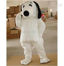 snoopy costume snoopy mascot costume barney get christmas buy a mascot