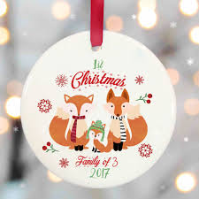 ornaments family 2017 glacelis