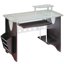 Black Tempered Glass Computer Desk Tempered Glass Computer Desk Techni Mobili Target