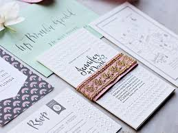 wedding invitations miami miami architecture inspired wedding invitations
