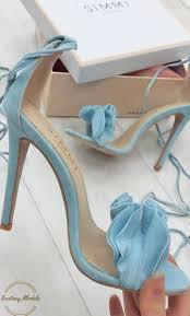 Light Blue High Heels Best 25 Blue Heels Ideas On Pinterest Blue Shoes Blue High