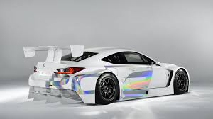 lexus white download wallpaper 3840x2160 lexus rc f gt3 rc concept white