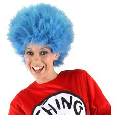 1 2 Halloween Costume 1 U0026 2 Wigs Adults Dr Seuss 1 U0026 2 Costumes