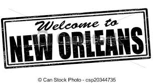 welcome to new orleans stamp with text welcome to orleans