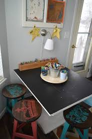 home decor find the cutest art table for kids homesfeed with