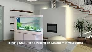 feng shui livingroom how to place an aquarium in a feng shui way feng shui beginner