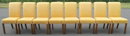 Yellow Dining Chair Yellow Upholstered Dining Chair