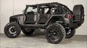 2013 jeep wrangler unlimited full metal jacket by starwood custom