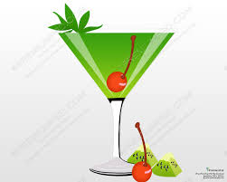 martini vector cherry cocktail vector psd download premium psd