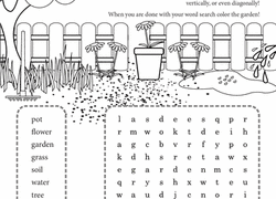 2nd grade word search worksheets u0026 free printables education com