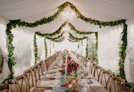 wedding ceiling decorations tuscan inspired seattle farm wedding ornella lucas green