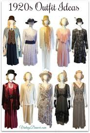 outfits for women in their early 20s 1920s outfit ideas 10 downton abbey inspired costumes