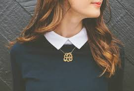 my monogram necklace my monogram necklace finding beautiful