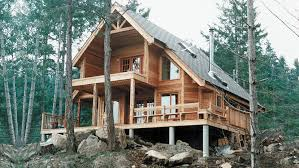 chalet houses chalet floor plans loft also cabin house porches home building