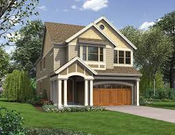 homes for narrow lots narrow lot lake house plans