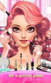 glam doll salon chic fashion android apps google play