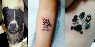 pet dog memorial tattoos dog memorial tattoos quotes google