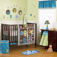 baby boy crib bedding blue some special aspects from the baby