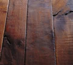 what are reclaimed wood floors